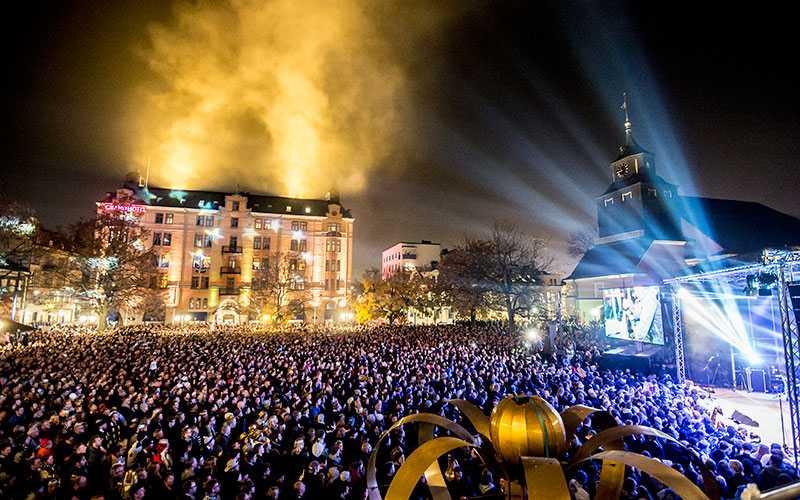 Under 2015 var det stor folkfest på Tyska torget i Norrköping när IFK Norrköping blev svenska mästare. Nu listas Norrköping som en av de hetaste hotellstäderna.