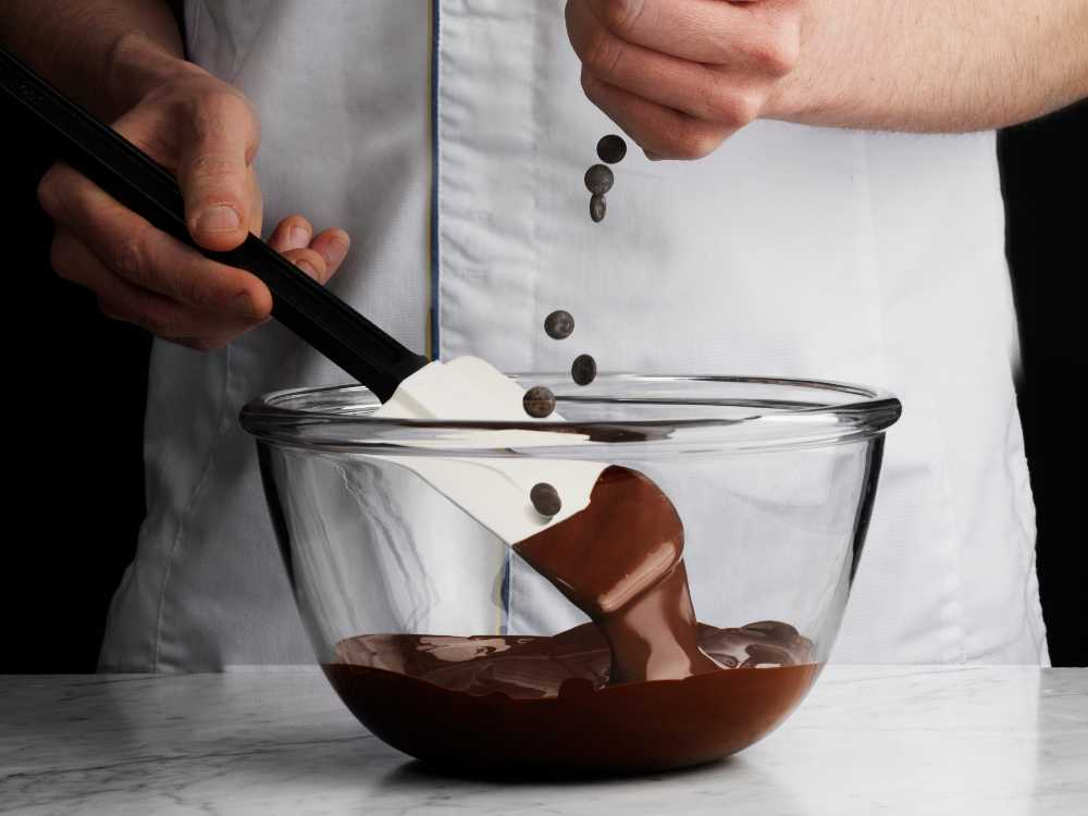 temperera choklad enkelt