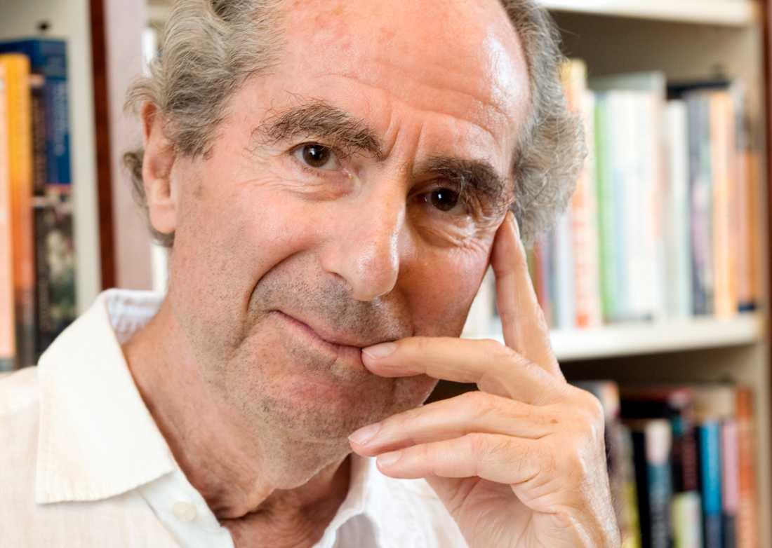 Amerikanske författare Philip Roth (född 1933) blev 85 år gammal.