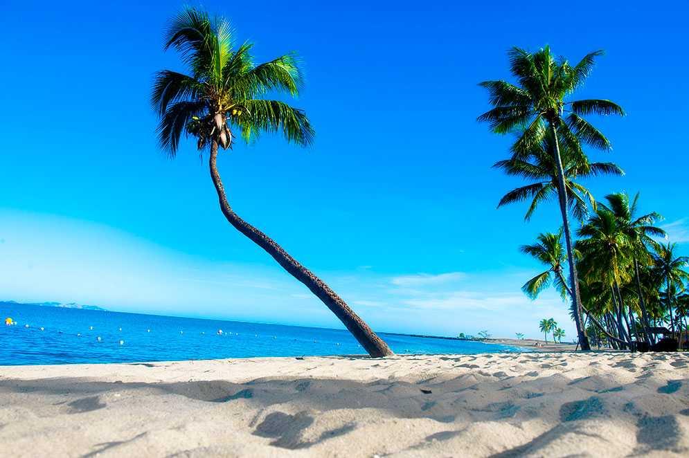 Fiji är den första anhalten på en resa med flera stopp.