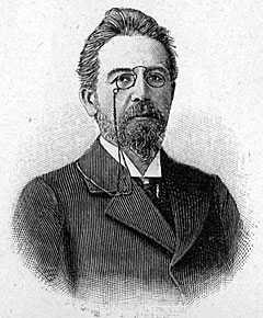 Anton Tjechov.