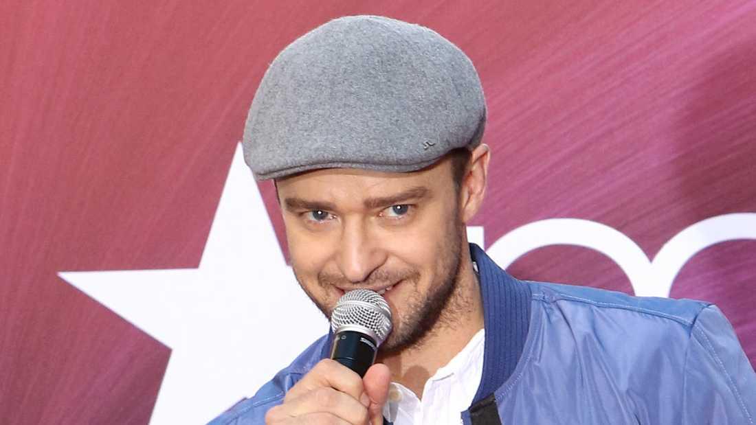 Justin Timberlake – originalet.