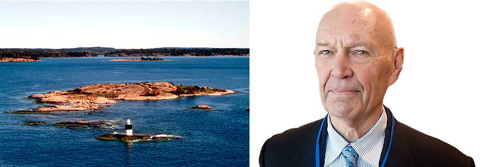 Finska Åland är demilitariserat sedan 1856 – på Sveriges begäran.