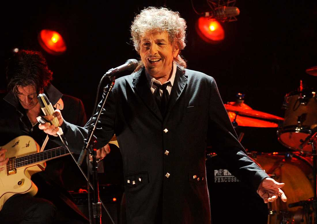 Bob Dylan har släppt en låt om mordet på John F Kennedy. Arkivbild.
