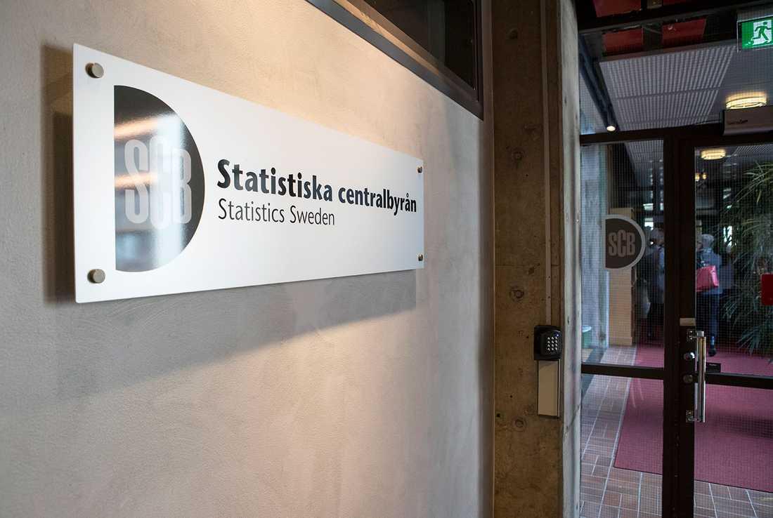 SCB:s upphandling av sin datainsamling till företaget Evry har orsakat ett haveri.