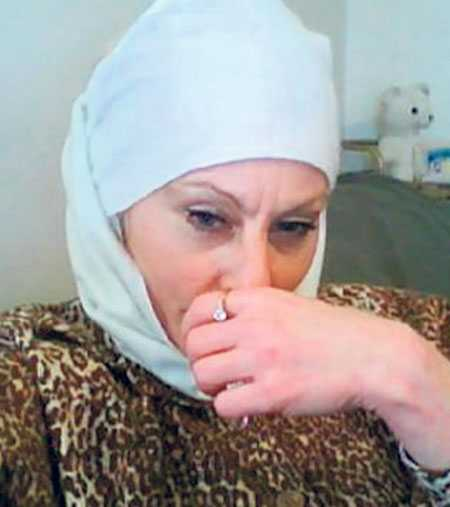 häktad i usa Colleen LaRose, känd som Jihad Jane misstänks ha planerat mörda Lars Vilks.