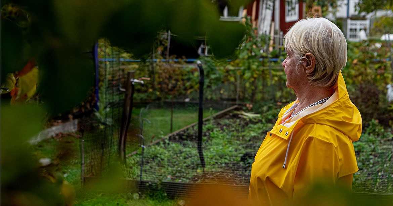 Kampen för en egen hyresrätt har tagit på krafterna. Solie, 72 har känt både stress och ilska. Men ge upp, det tänker hon inte.