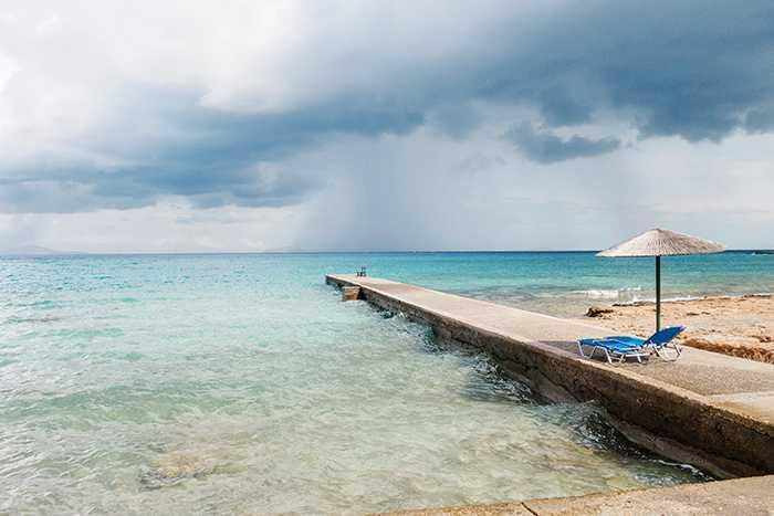 Arkivbild. Det blev en kylig månad på Kanarieöarna.
