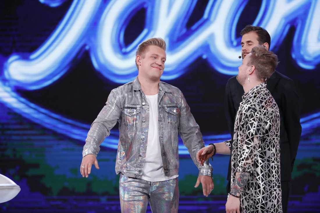 Gottfrid får lämna Idol 2019