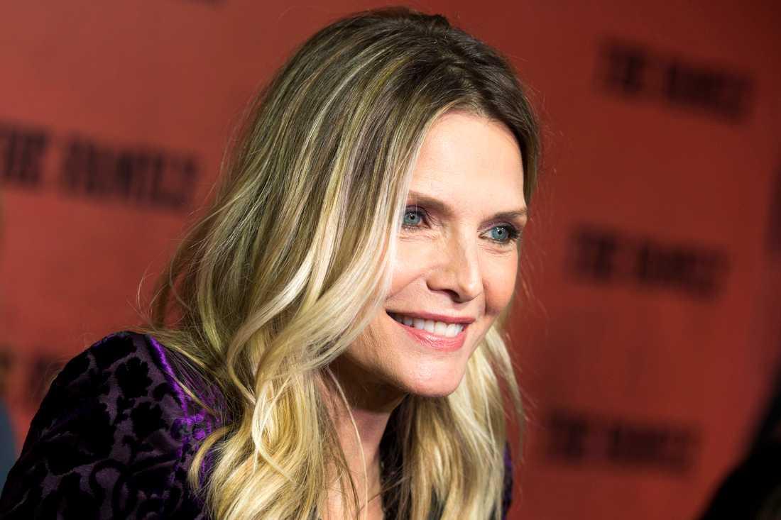 Michelle Pfeiffer har också en roll i nya filmen.