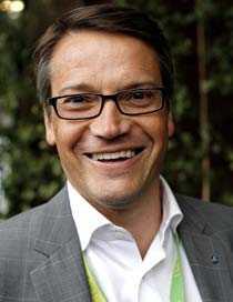 Socialminister Göran Hägglund (KD).