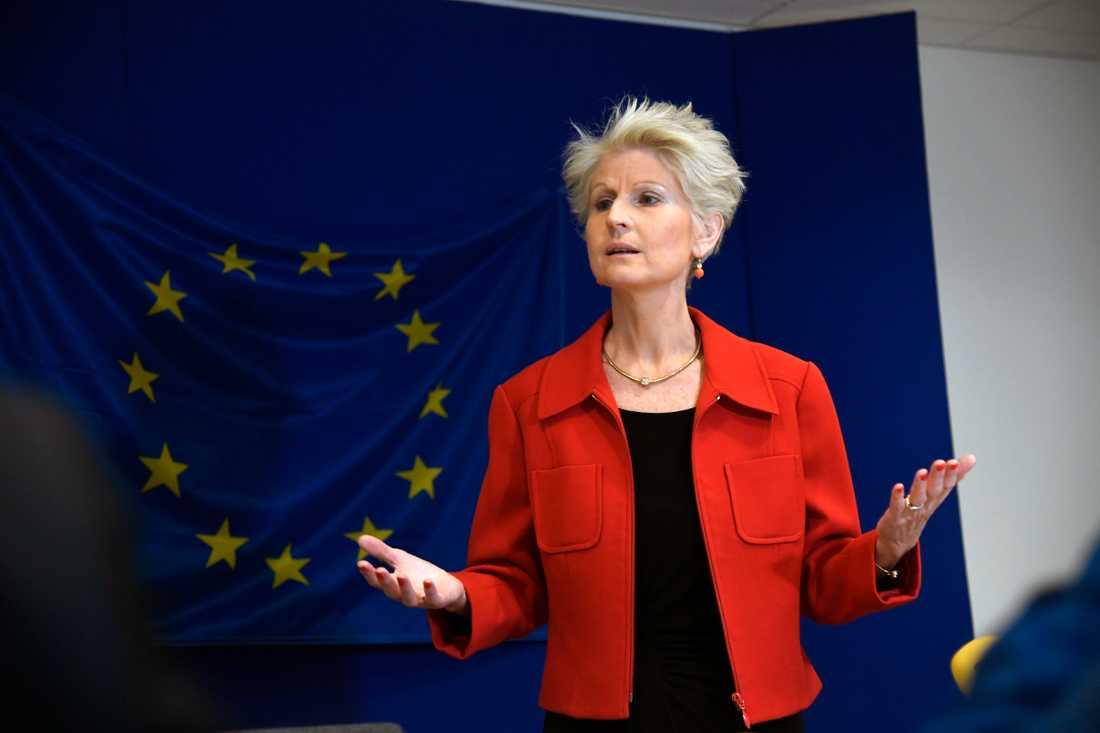 EU-parlamentarikern Anna Maria Corazza Bildt