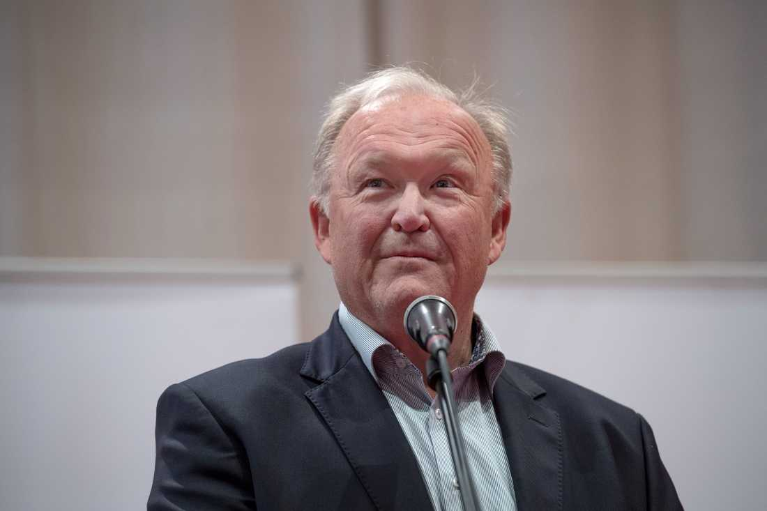 Göran Persson (S), tidigare statsminister.