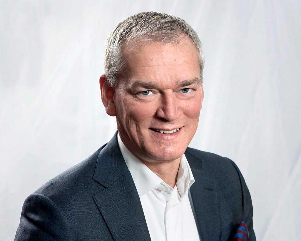 Första AP-fondens vd Johan Magnusson har fått sparken efter aktieaffärer. Arkivbild.