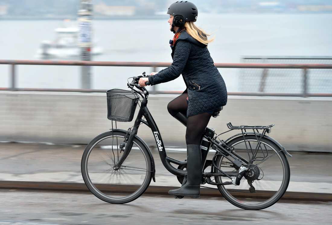 Den nya elcykelpremien går att söka från 1 februari