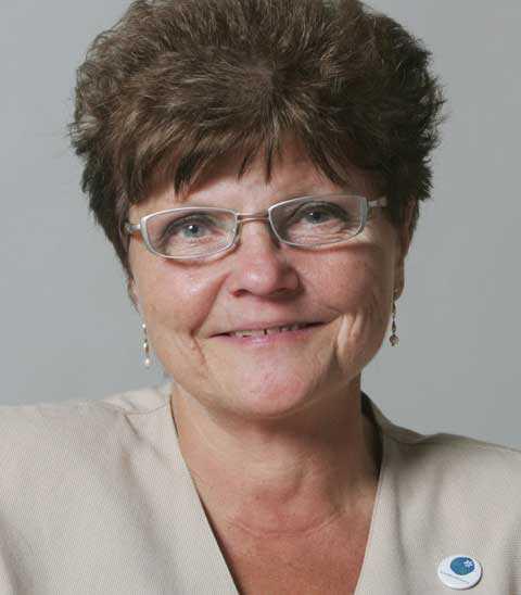 Chatrine Pålsson Ahlgren.