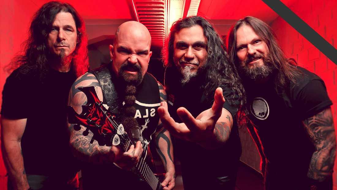 Slayer 2016.