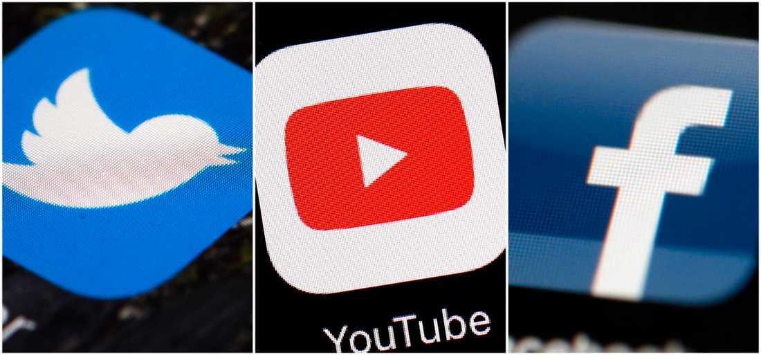 En ny australisk lag syftar till att få sociala medier-företag att snabbt ta bort våldsamt innehåll från sina plattformar. Arkivbild.