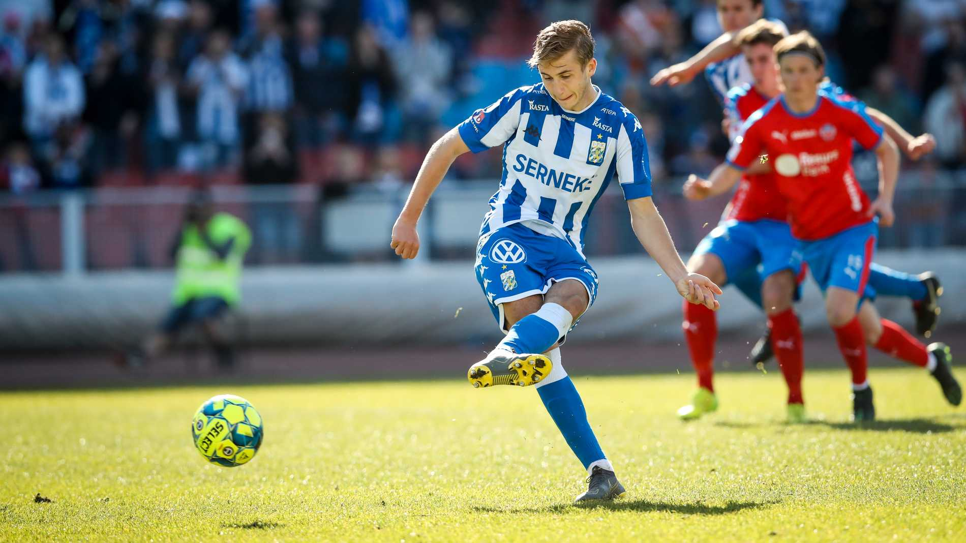 IFK Göteborg överklagar Nygren-böter