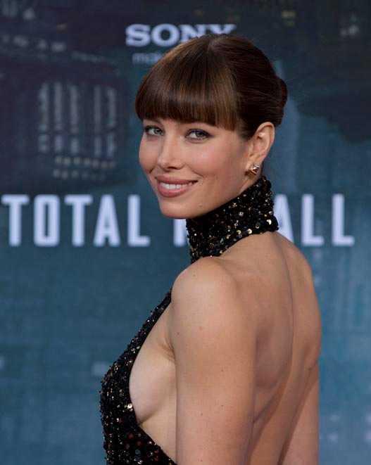 Men lite sent. Jessica Biel är sedan en tid tillbaka med Justin Timberlake.