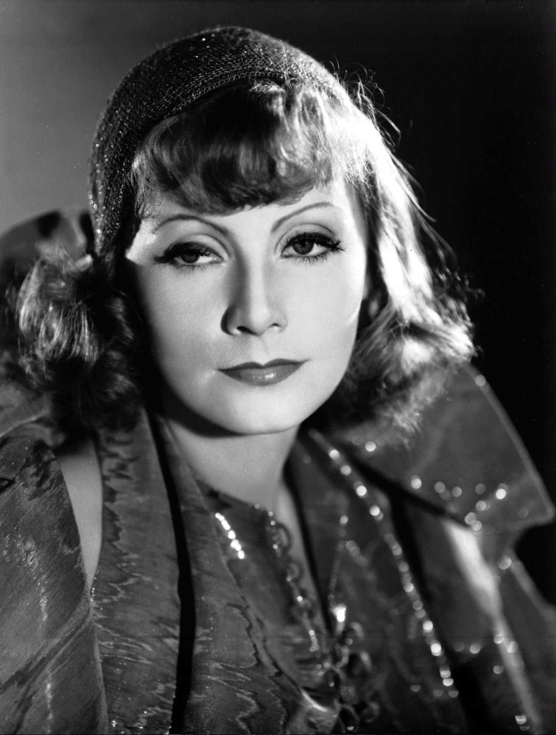 "Greta Garbo i ""Susan Lenox (Her Rise and Fall)""."