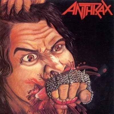 Anthrax - Fistfull Of Metal  På Anthrax debutalbum knogas det som aldrig förr.