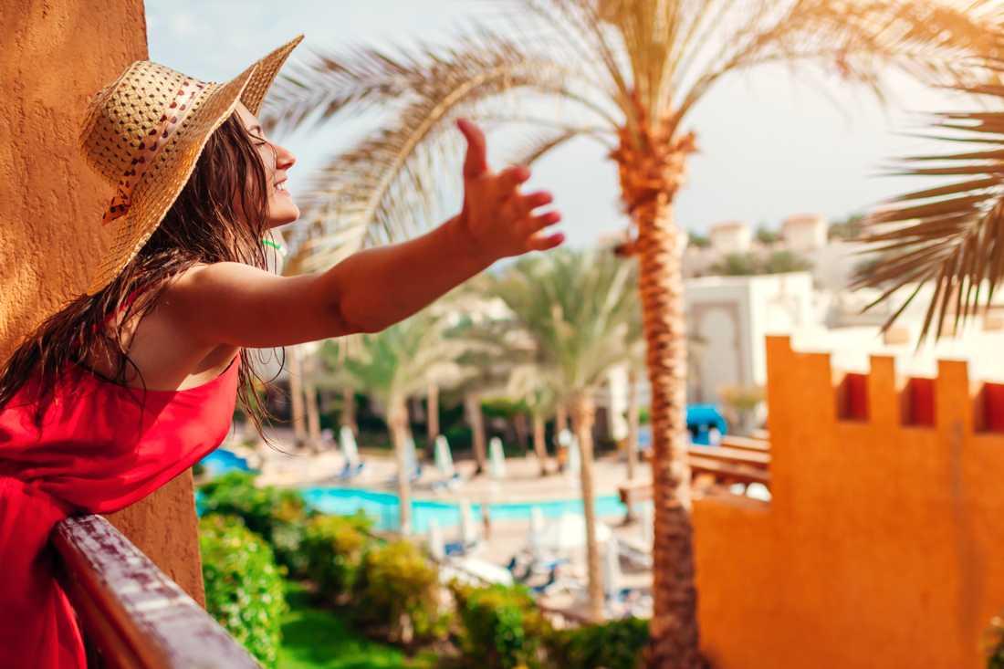 Nu går det att hitta billiga resor till bland annat Egypten.