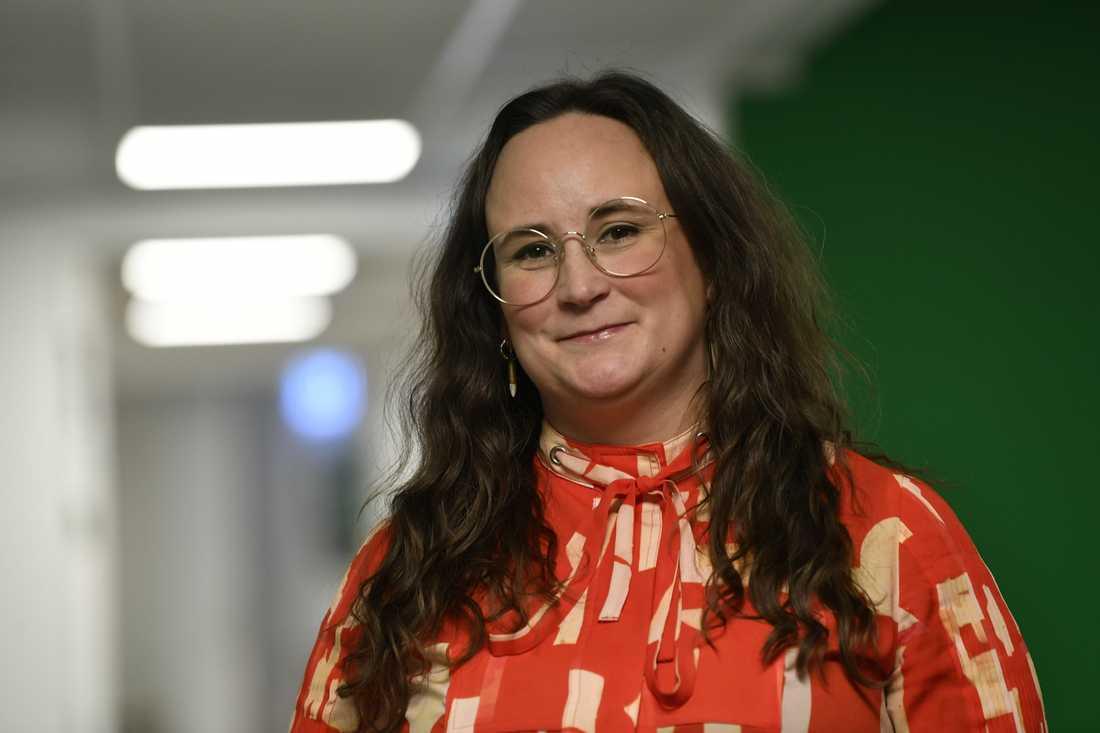 Katrin Wissing föreslås till ny partisekreterare i Miljöpartiet. Arkivbild.