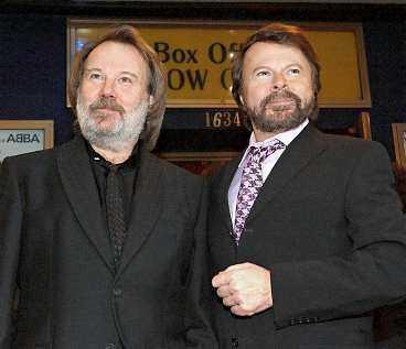 DE TJÄNAR MILJONER - MED OLIKA BOLAG Benny Andersson och Björn Ulvaeus har lyckats göra rena vinstimperiet av sitt världsberömda varumärke - ABBA. Och den forna gruppens popularitet är större än någonsin.