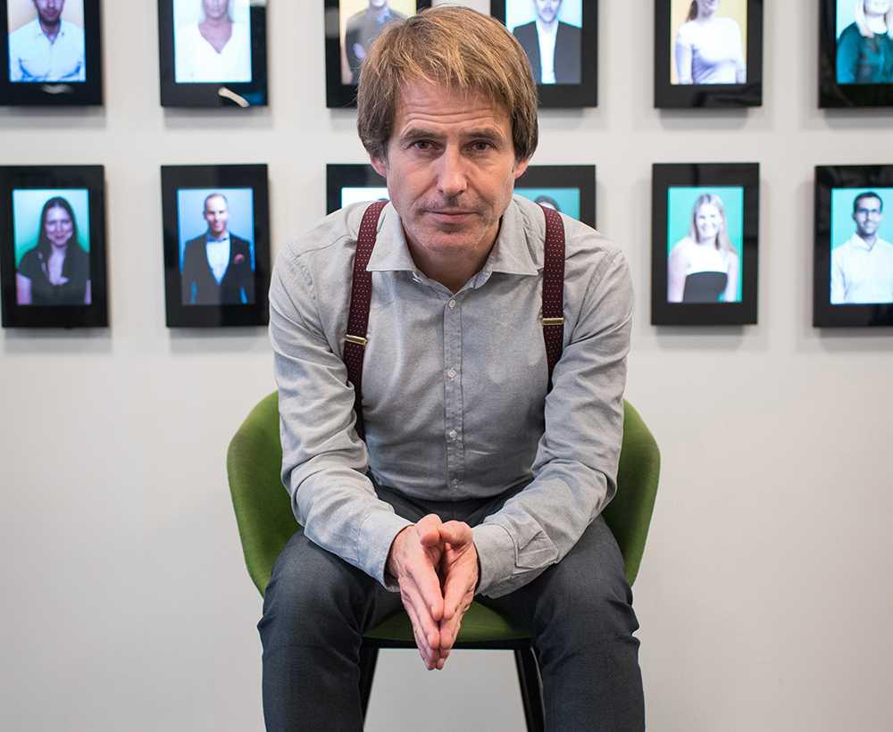 Claes Hemberg, sparekonom på Avanza, kritiserar ministrarnas sparande.