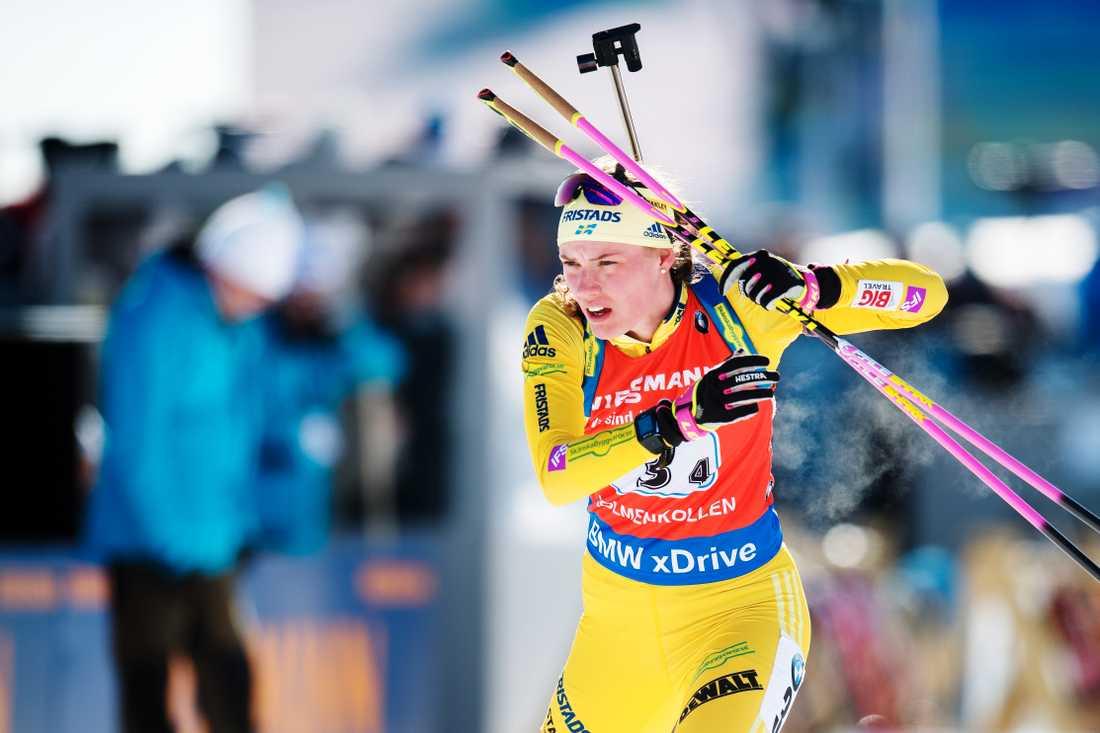 Hanna Öbergs ilska mot ryskan   Aftonbladet