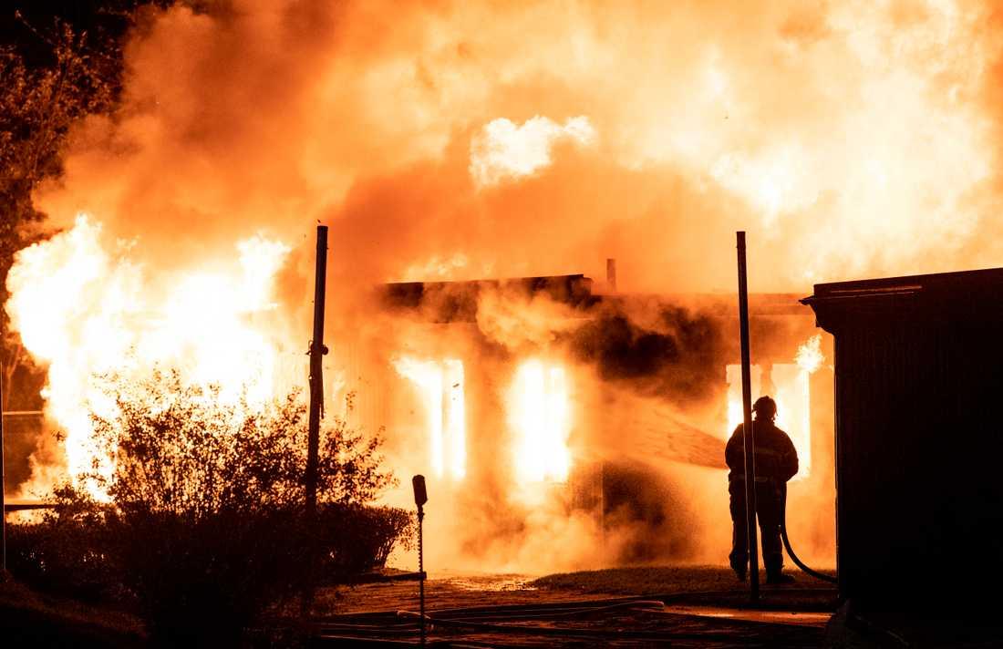 Dåliga elprodukter kan i värsta fall orsaka bränder. Arkivbild.