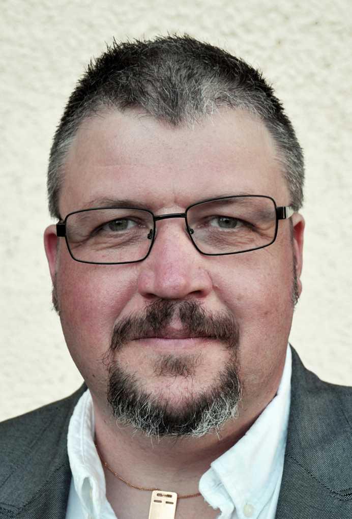 Teddy Nilsson, SD-ordförande i Svalöv