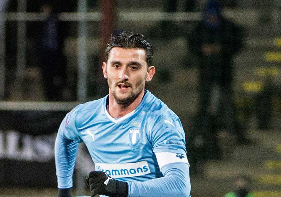 Agon Mehmeti lämnar Malmö FF.