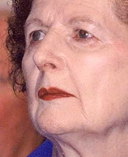 Thatcher.