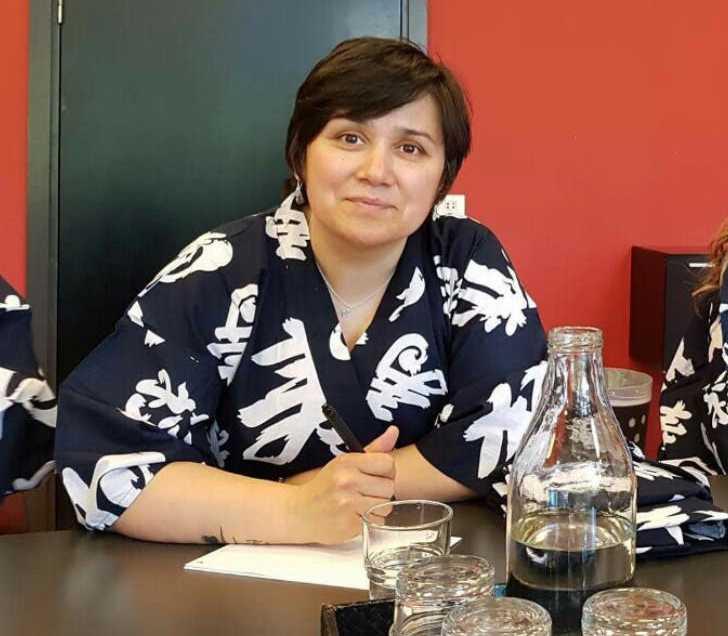 Helena Atilaian, arbetar med kvinnor som utsätts för hedersförtryck