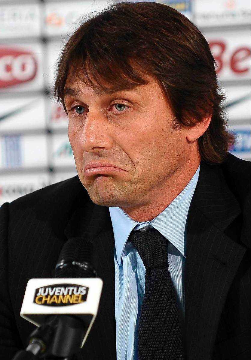 Conte förhördes i går.