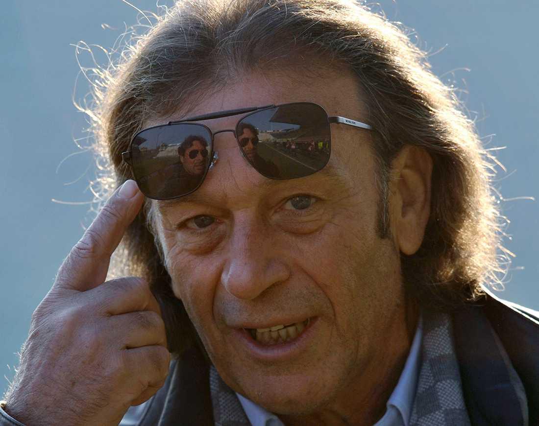 Massimo Cellino äger Leeds.
