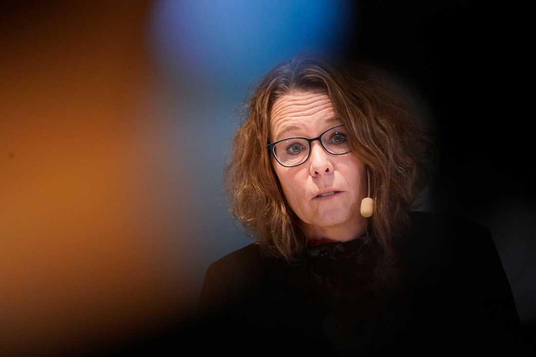 Maria Landgren, vaccinsamordnare Region Skåne.