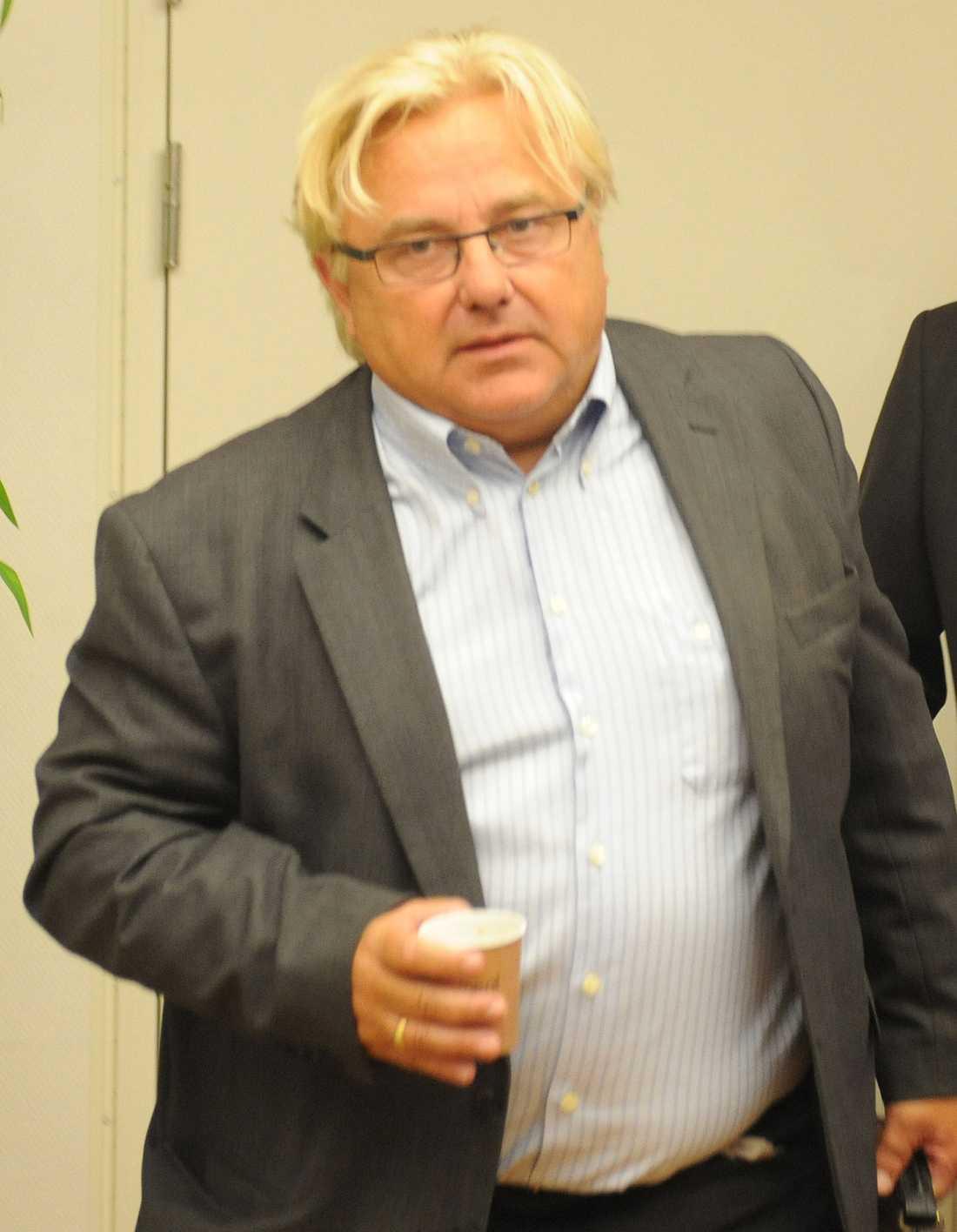 Advokat Staffan Uvabäck.