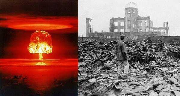 Ingen annan vapentyp kan orsaka sådan massförstörelse som kärnvapen. De är konstruerade att urskillningslöst utplåna städer med alla dess invånare, skriver dagens debattörer