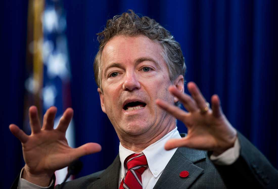 Rand Paul, 52, senator, Kentucky.