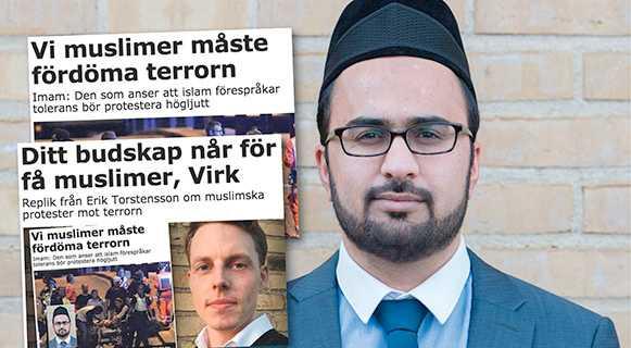 Varhelst vi finns arbetar vi aktivt för fred, tolerans och integration. Tiotusentals människor ansluter sig till samfundet årligen, däribland många muslimer, skriver debattören.