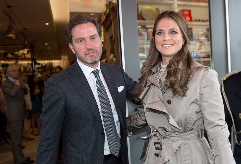 I slutet av maj kunde Aftonbladet avslöja familjen ska lämna New York för London.