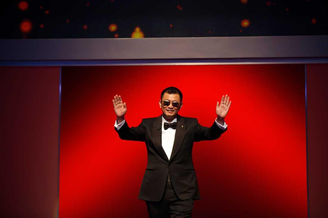 """Filmskaparen Wong Kar-Wai ger sig in i tv-branschen med dramaserien """"Blossoms Shanghai. Arkivbild."""
