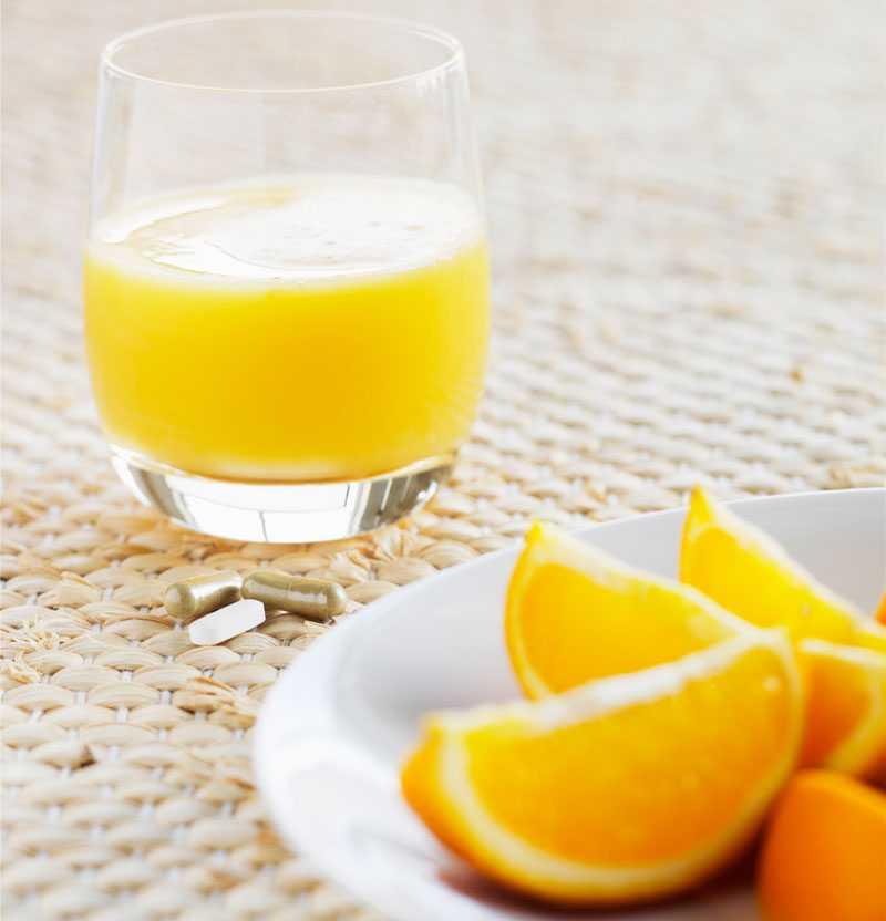 Se upp med citrus.