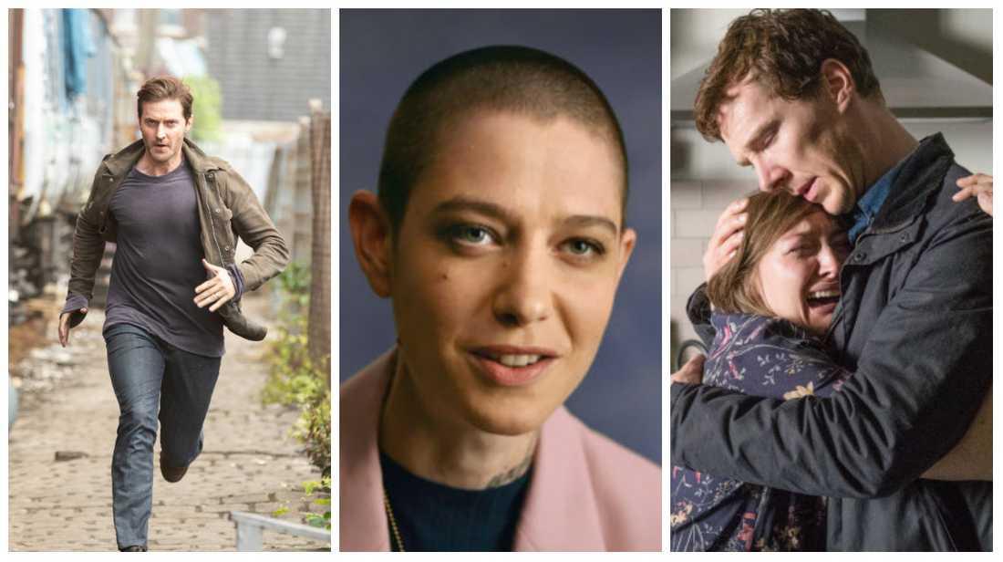 """""""The stranger"""", """"Visible: Out on television"""" och """"Tiden och barnet""""."""