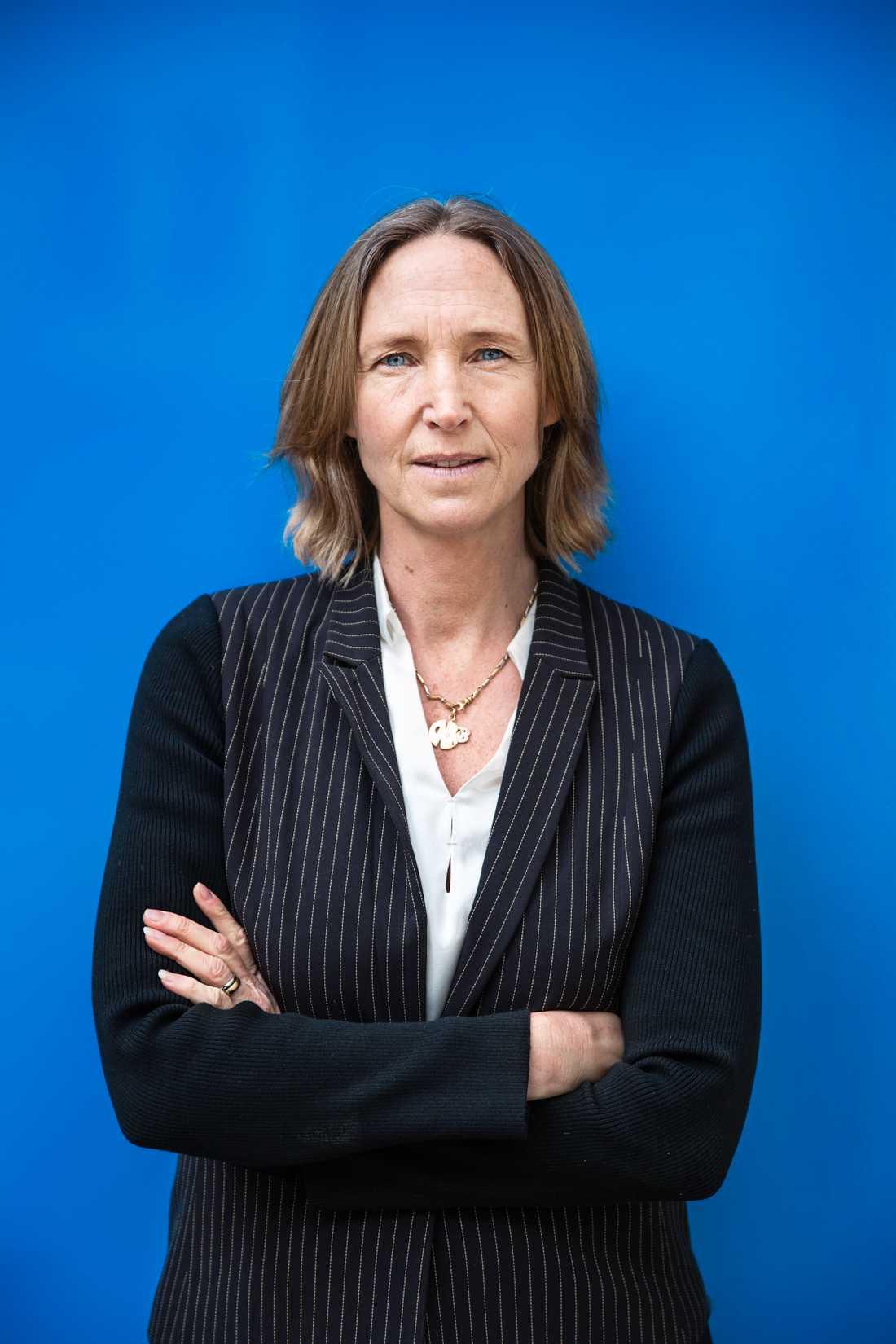 Lee Wermelin är förbundsordförande för Civilekonomerna.