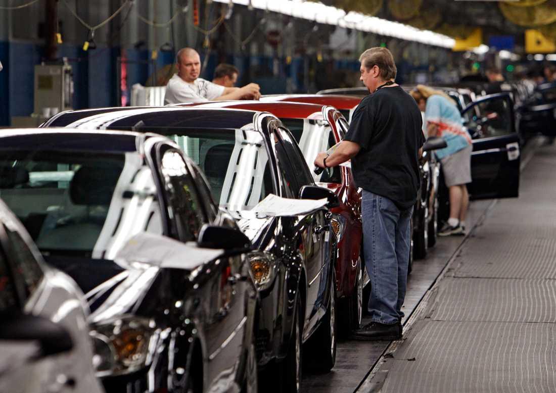 Även fabriken i Lordstown, Ohio i USA, omfattas av besparingarna.