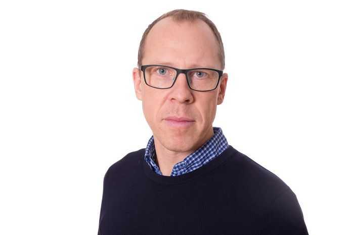 Anders Bryngelsson, presstalesperson i polisregion Stockholm.